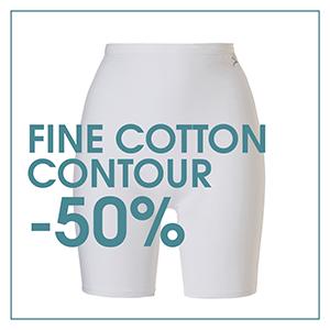 Fine Cotton contour